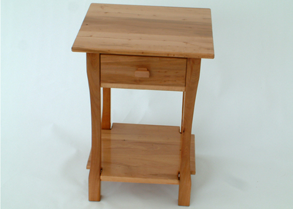 Small Occaisional Table With Drawer