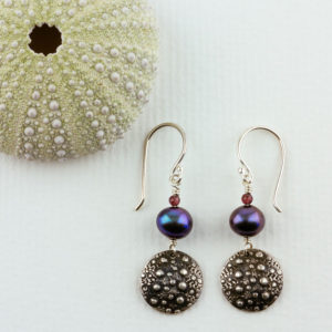 Earrings, Seashore